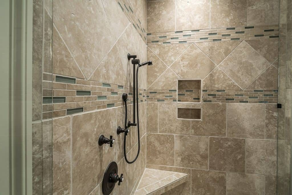 bathroom tiles pattern
