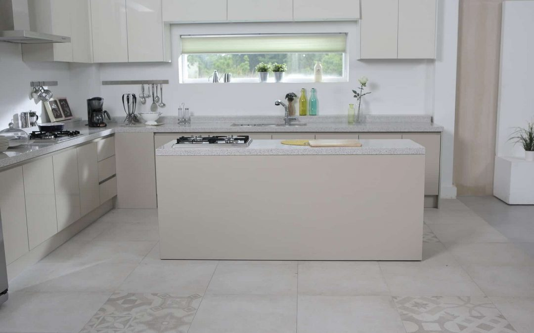 What Colour Goes With a Cashmere Kitchen
