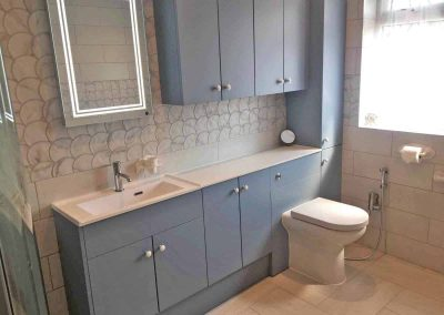 Bathroom Renovation Project in Leicester