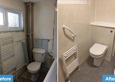 Bathroom Fitting and Renovation Project Completed in Anstey, Leicestershire