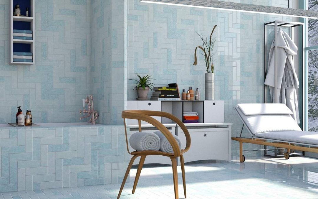 What Type of Tiles Are Best for Bathroom Walls