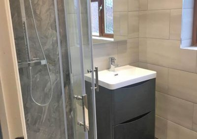 Fitting Ensuite Bathroom in Syston, Leicestershire