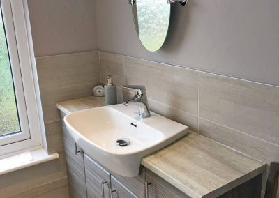 New Bathroom Installation in Whetstone, Leicester