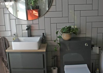 Bathroom Renovation Project in Leicester LE2