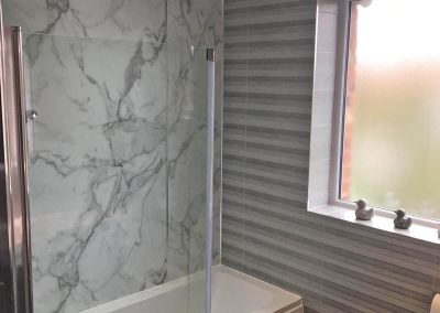 Bathroom Renovation in Leicester LE4 - after photo