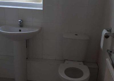 Bathroom Renovation in Leicester LE4 - Before photo