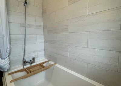 Bathroom renovation project in Stoneygate, LE2, Leicester - before-after photos